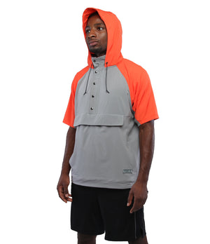 Youth Phenom Short-Sleeve Windbreaker