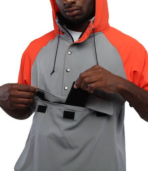 Phenom Short-Sleeve Windbreaker