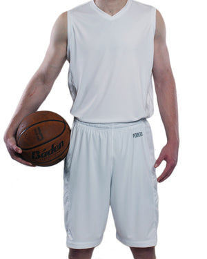 Youth Elevate Jersey - Triple White