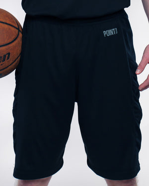 Youth Elevate Shorts - Triple Black