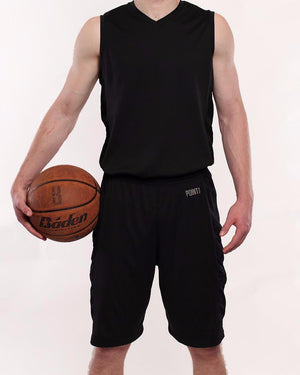 Elevate Jersey - Triple Black