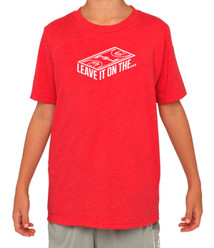 Youth Leave It On The Court Graphic T-Shirt