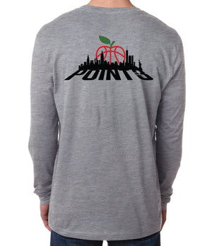 NYC - The Mecca L/S Graphic Top