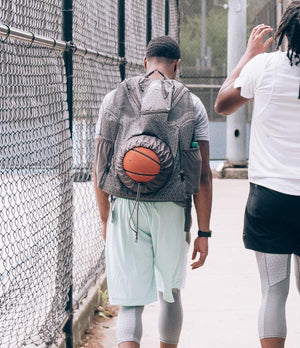 THE ADULT BALLER BOX (Backpack, Socks, Shorts)