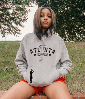 Atlanta Influences Everything x POINT3 Hoodie
