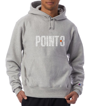 POINT 3 x Champion Reverse Weave Hoodie