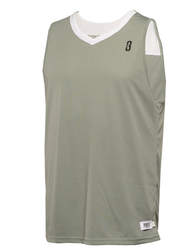 d35e4ed9b41 POINT 3 Reversible Game Unisex Basketball Jersey - POINT 3 Basketball