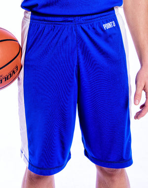 Youth Elevate Shorts - Royal/White
