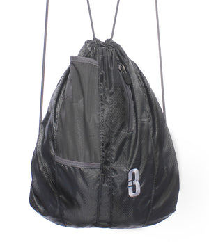 SAK LT 2.0 Drawstring Bag - Grey