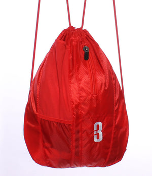 SAK LT 2.0 Drawstring Bag - Red