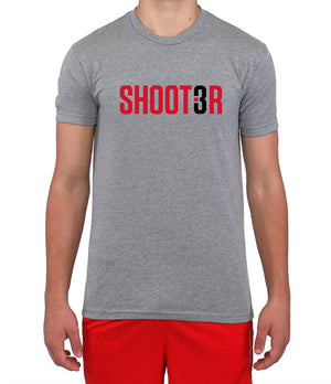 Shoot3r t-shirt - Grey