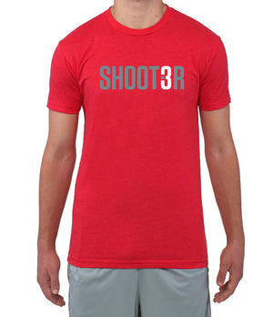 Shoot3r t-shirt - Red