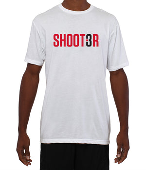 Shoot3r t-shirt - White