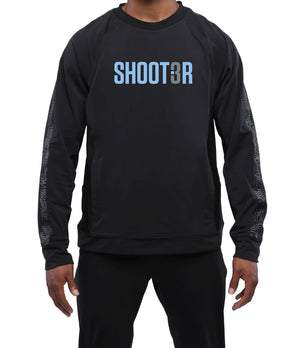 SHOOT3R Long Sleeve Crew