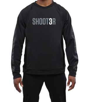 Youth SHOOT3R Long Sleeve Crew