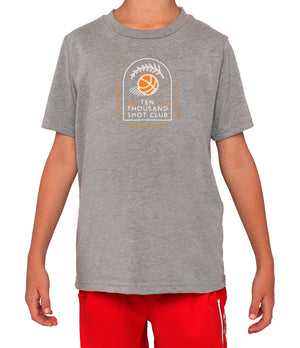 Youth 10,000 Shot Club T-Shirt