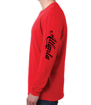 ATL Varsity Basketball L/S Graphic Top