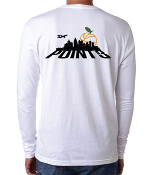 ATL Youth Varsity Basketball L/S Graphic Top
