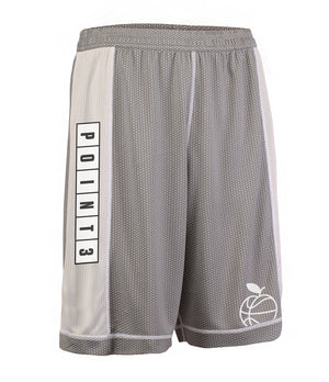 ATL Varsity Basketball Dual Threat 2.0 Single Layer Reversible Shorts