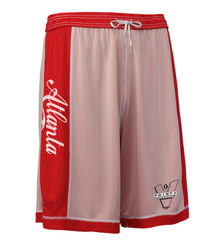 Youth ATL Varsity Basketball Dual Threat 2.0 Single Layer Reversible Shorts