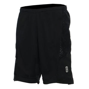 DRYV® WOMEN'S BASKETBALL SHORTS Triple Black