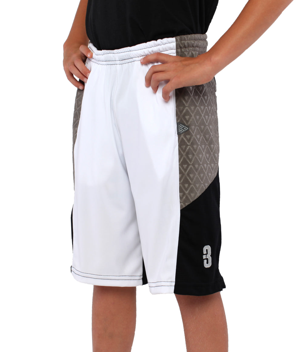 55e1d78c6fb23a Youth DRYV Baller 2.0 Dry Hand Zone Basketball Shorts - POINT 3 ...