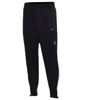 Youth DRYV Unisex Basketball Warm-Up Pants 2.0 - Triple Black
