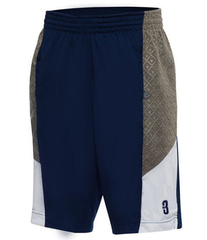 DRYV® UNIFORM SHORTS Navy/Grey