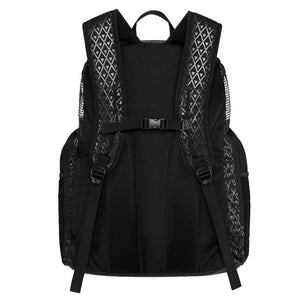 Road Trip 2.0 Basketball Back Pack - Black - Back