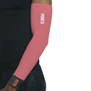 Shooter LT Unisex Lightweight Compression Shooting Sleeve - Pink/Grey