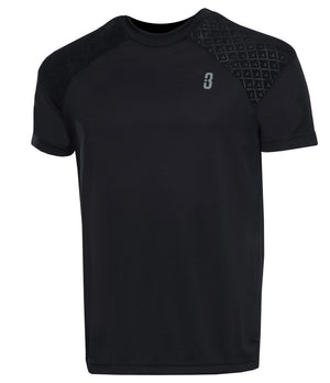 Youth Snyper 2.0 Lightweight DRYV Basketball Shirt - Black/Black