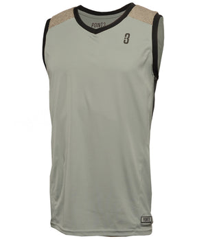 YOUTH DRYV® UNIFORM JERSEY Triple Grey