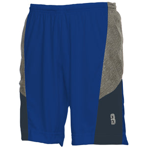 DRYV® WOMEN'S BASKETBALL SHORTS Blue/Grey