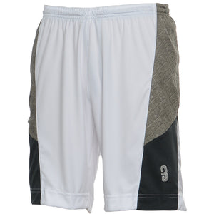 DRYV® WOMEN'S BASKETBALL SHORTS White/Grey