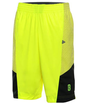 DRYV BALLER 2.0 Dry Hand Zone Basketball Shorts - Highlighter