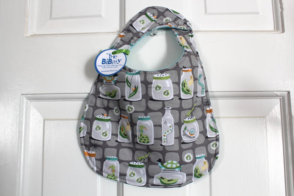 It's the BiBitty - Bugs - A Montessori and Waldorf Inspired Self Feeding Bib