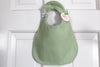 It's the BiBitty - Gray Elephant in the Room - A Montessori and Waldorf Inspired Self Feeding Bib