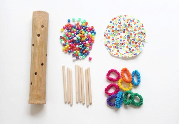 Brain-Storm : DIY Build a Rainstick Experiment Kit