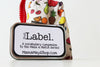 Label - Fruit - Montessori Word Relation Game