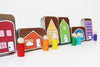 Pocket Place - Little People Travel Toy - Choose Your Color