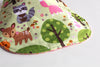 It's the BiBitty - Pink Forest Friends - A Montessori and Waldorf Inspired Self Feeding Bib