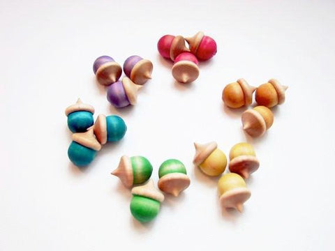 Picture of Counting Acorns