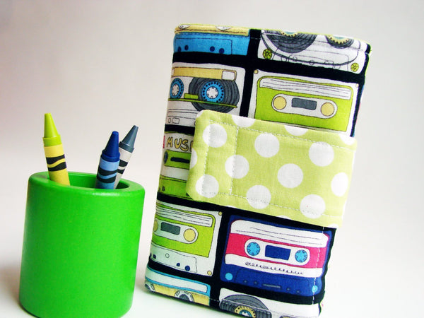 Toy - A Track - Crayon Wallet - Montessori Art Supply Materials For Self Guided Art