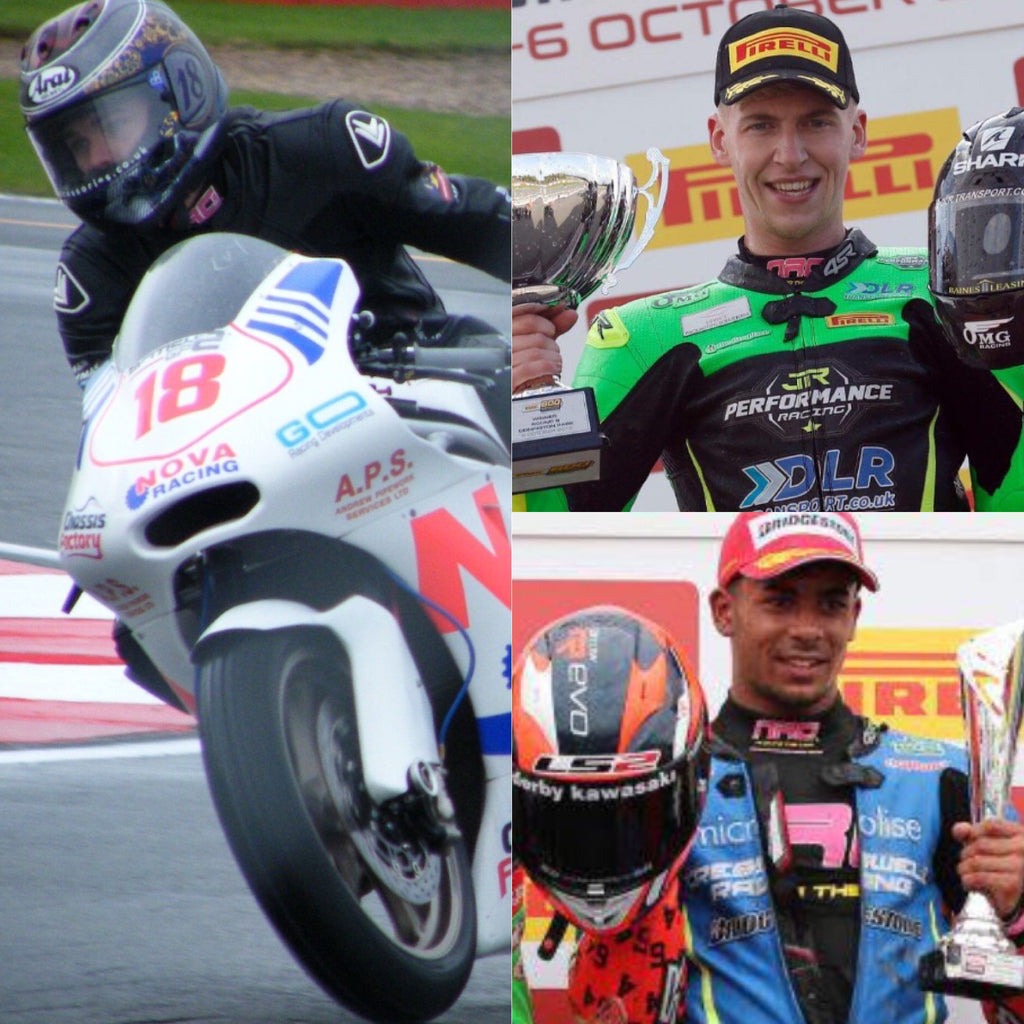 3 wins in 3 classes Donnington BSB!