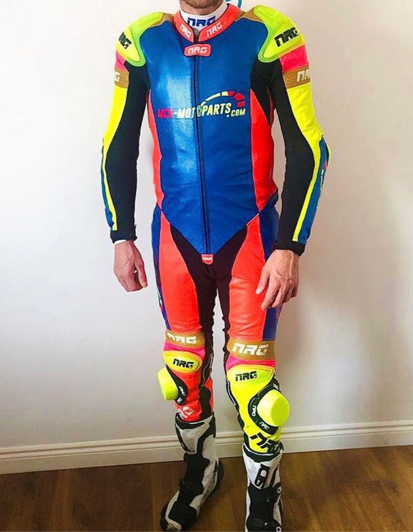 NRG factory spec made to measure race suit