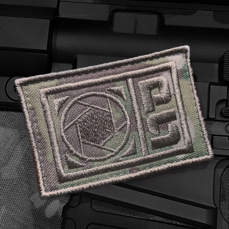 "PS Patch Designs Homemade ""Multicam / Tan"""