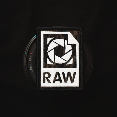 Photography - Shoot RAW Multicam BLK Patch