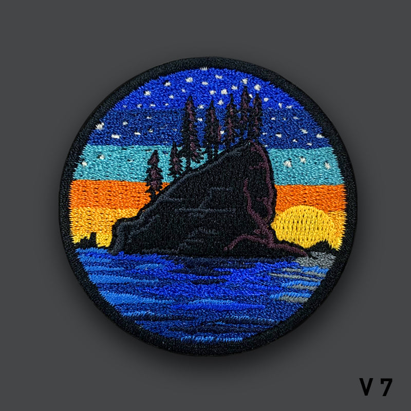 "ADVENTURE WEARABLES V7 ""SEASIDE AT NIGHT"""