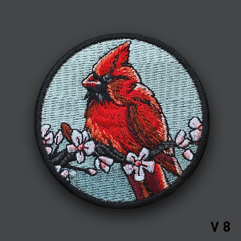 "ADVENTURE WEARABLES V8 ""CARDINAL"""