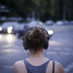 How do we avoid the damage caused by wearing headphones?